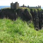 Dunnotar Castle, einst Verwahrungsort für die schottischen Kronjuwelen