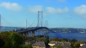 Bridges over the Forth, Edinburgh